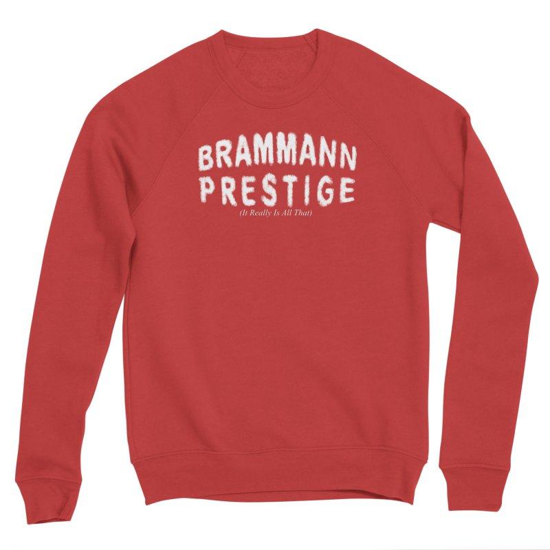 Brammann Prestige Men's Sponge Fleece Sweatshirt by Leading Artist Shop