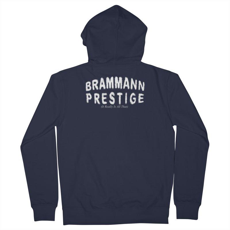 Brammann Prestige Women's French Terry Zip-Up Hoody by Leading Artist Shop