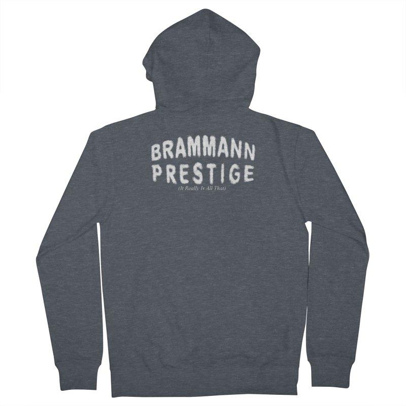 Brammann Prestige Men's French Terry Zip-Up Hoody by Leading Artist Shop