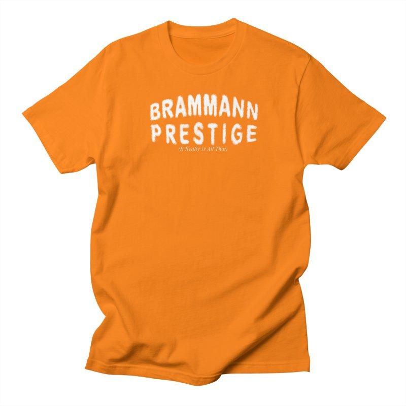 Brammann Prestige Men's Regular T-Shirt by Leading Artist Shop