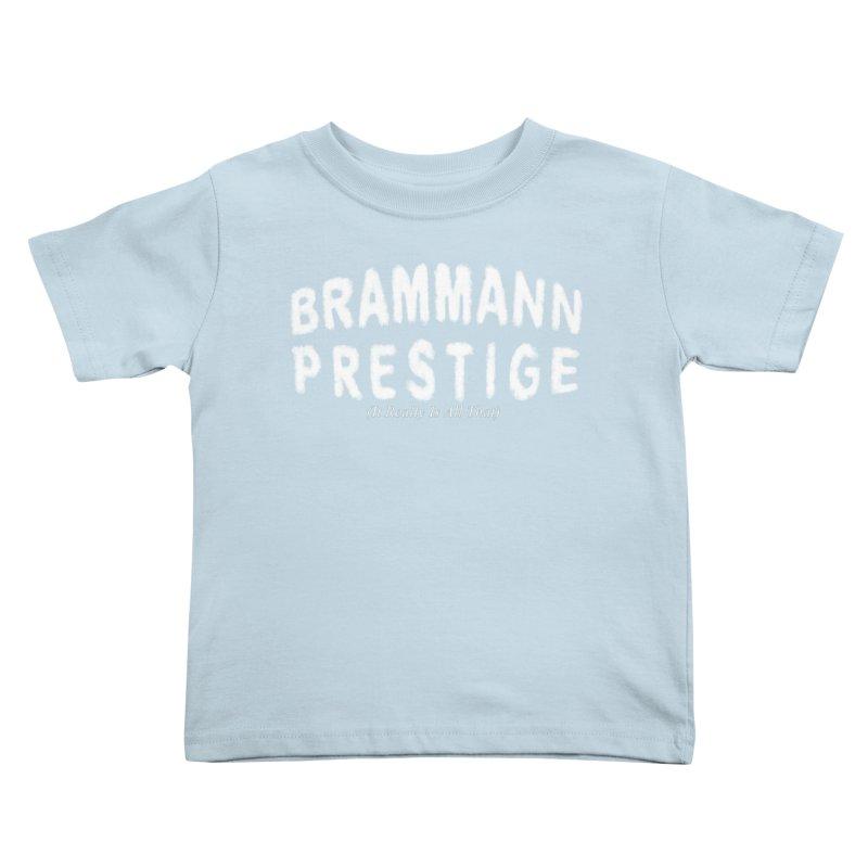 Brammann Prestige Kids Toddler T-Shirt by Leading Artist Shop