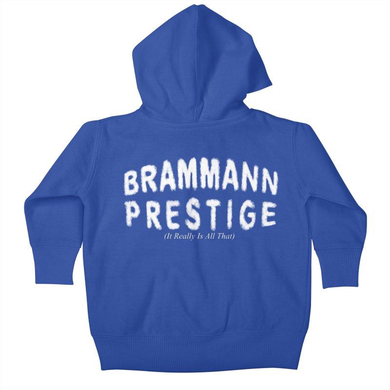Brammann Prestige Kids Baby Zip-Up Hoody by Leading Artist Shop