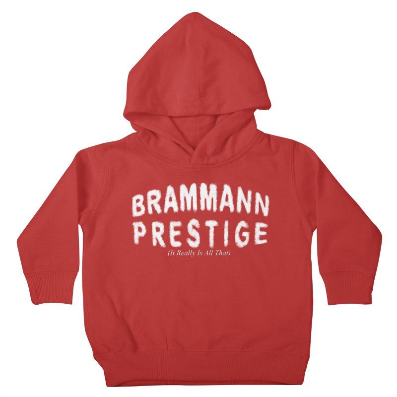 Brammann Prestige Kids Toddler Pullover Hoody by Leading Artist Shop