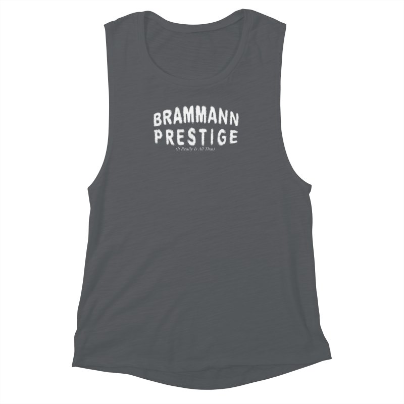 Brammann Prestige Women's Muscle Tank by Leading Artist Shop