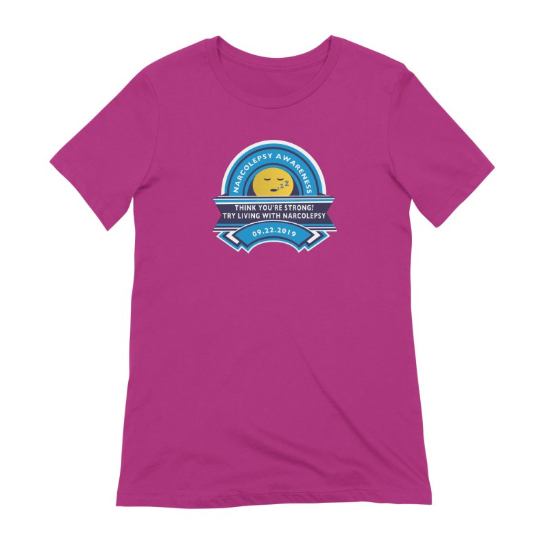Narcolepsy Awareness Day Shirts n More Women's Extra Soft T-Shirt by Leading Artist Shop
