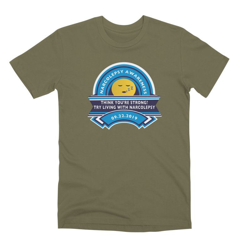 Narcolepsy Awareness Day Shirts n More Men's Premium T-Shirt by Leading Artist Shop