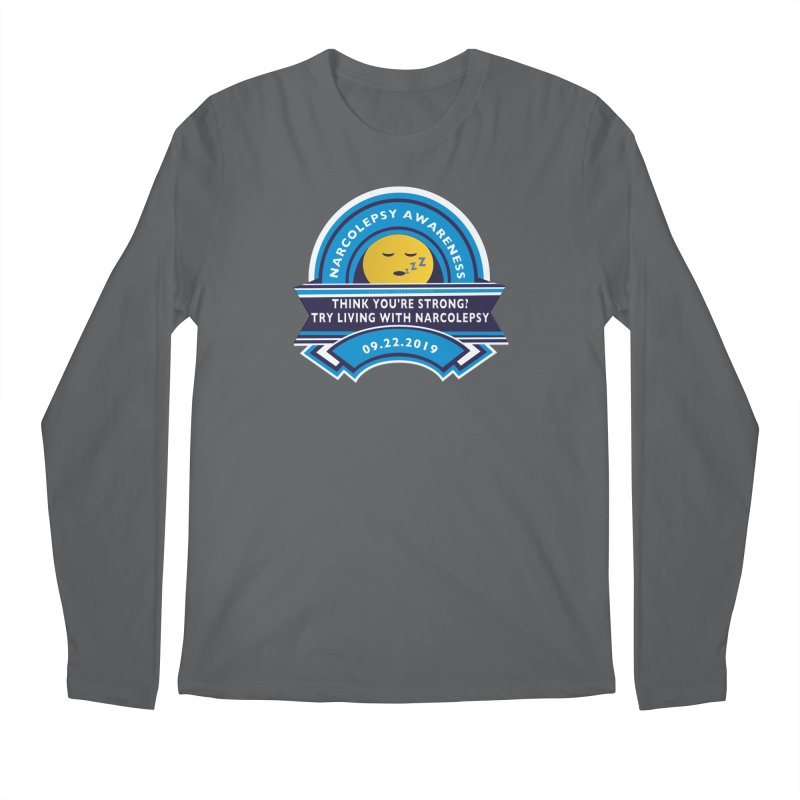 Narcolepsy Awareness Day Shirts n More Men's Regular Longsleeve T-Shirt by Leading Artist Shop