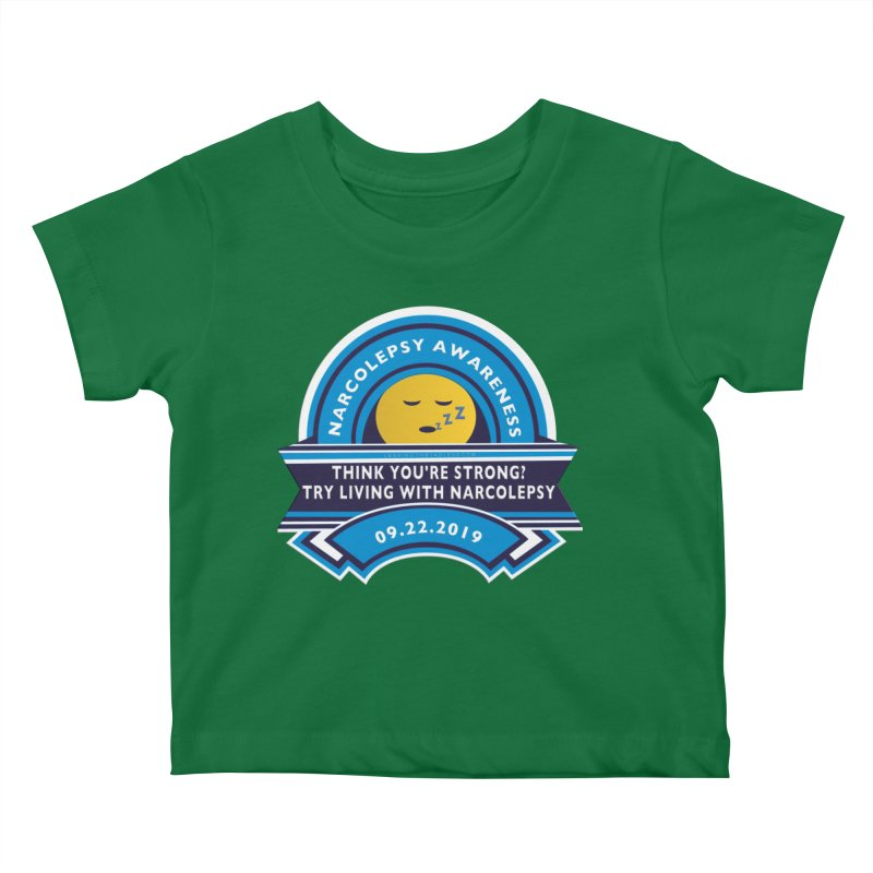 Narcolepsy Awareness Day Shirts n More Kids Baby T-Shirt by Leading Artist Shop