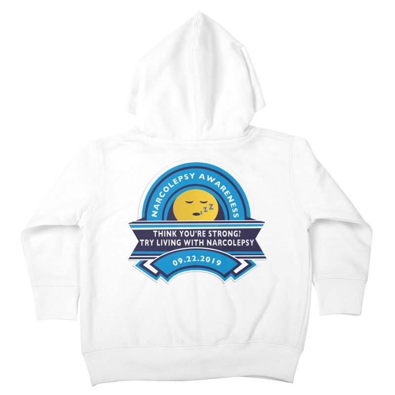 Narcolepsy Awareness Day Shirts n More Kids Toddler Zip-Up Hoody by Leading Artist Shop