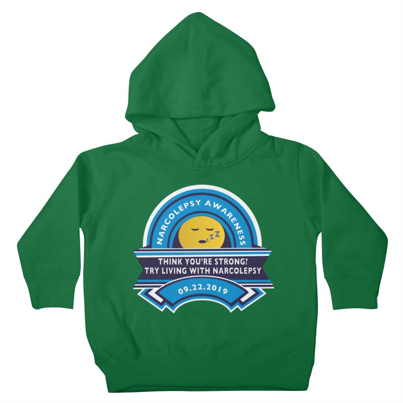 Narcolepsy Awareness Day Shirts n More Kids Toddler Pullover Hoody by Leading Artist Shop