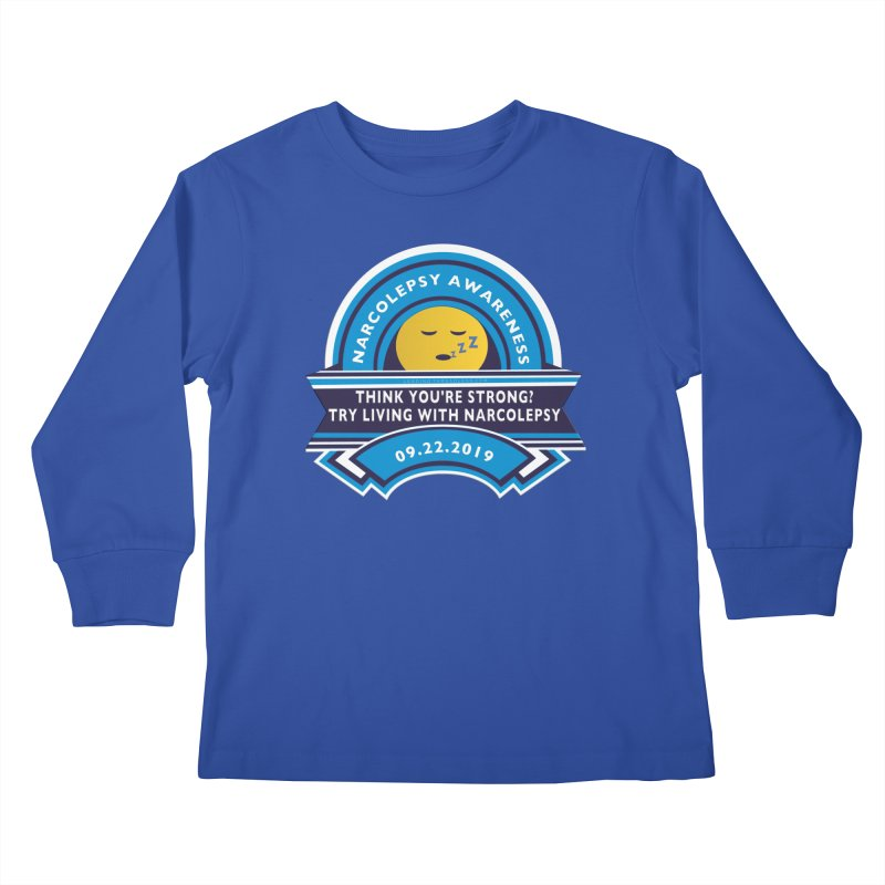 Narcolepsy Awareness Day Shirts n More Kids Longsleeve T-Shirt by Leading Artist Shop