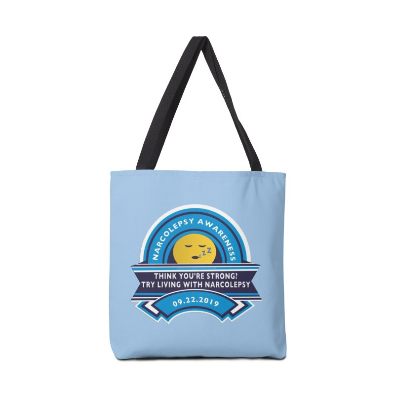 Narcolepsy Awareness Day Shirts n More Accessories Tote Bag Bag by Leading Artist Shop