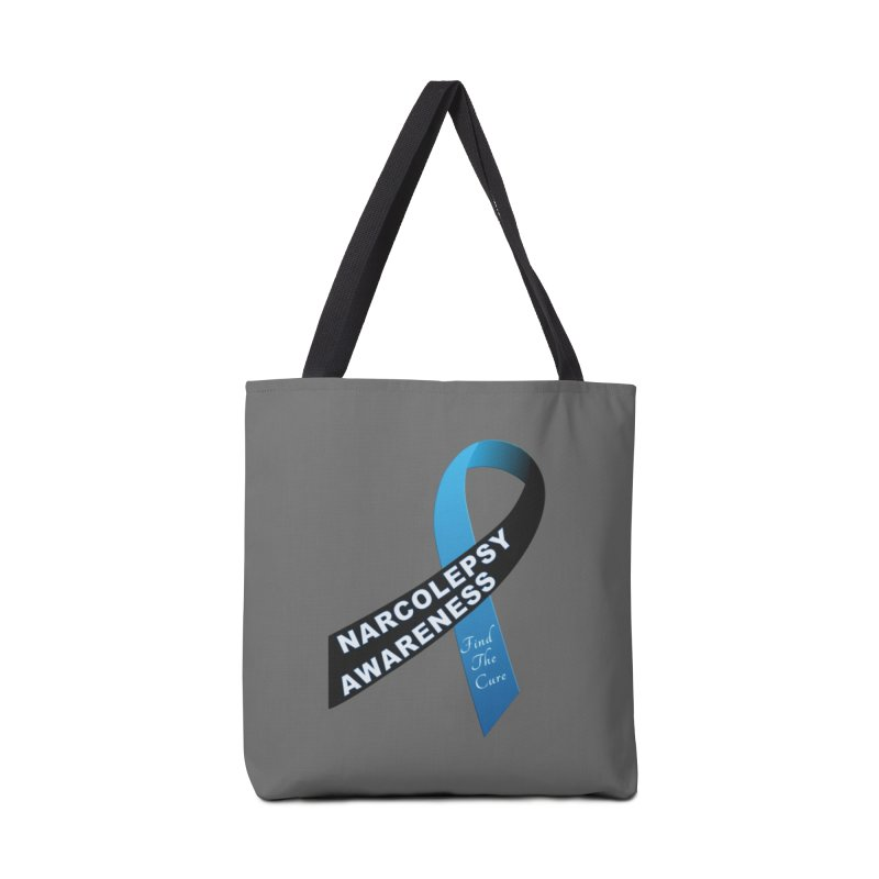 Narcolepsy Find The Cure Shirts Accessories Tote Bag Bag by Leading Artist Shop