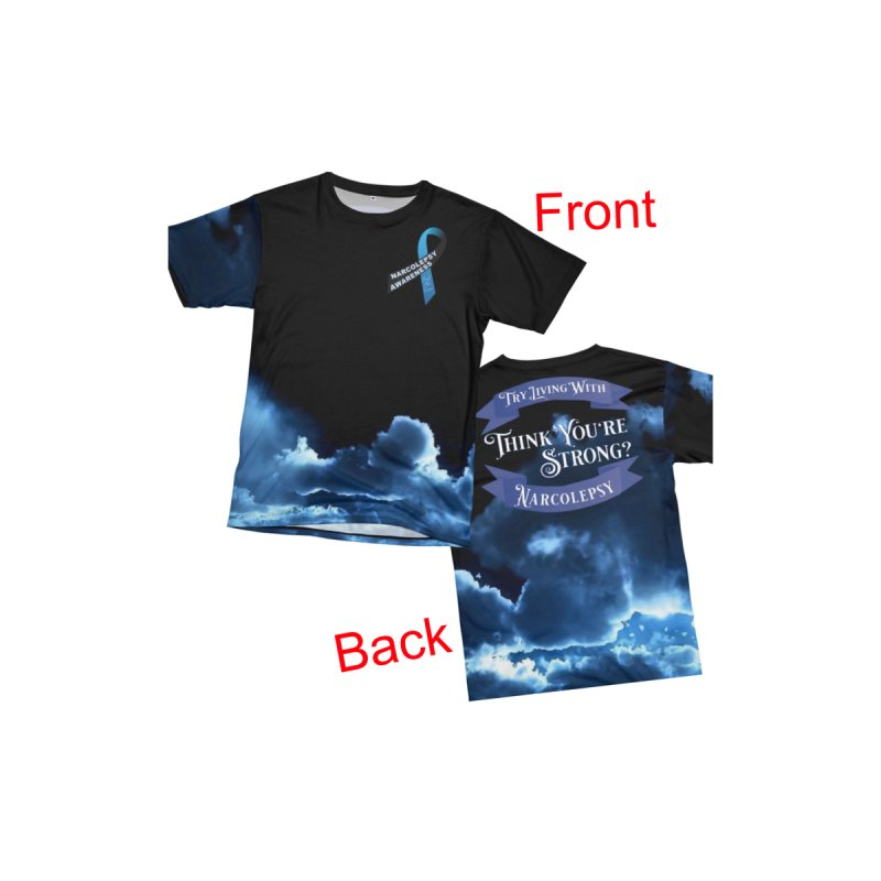 Narcolepsy Awareness Strong Shirts by Leading Artist Shop