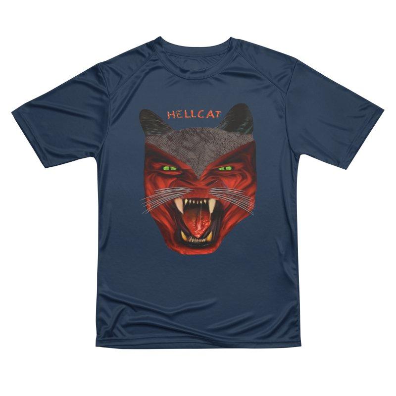 HellCat Shirts n More Women's Performance Unisex T-Shirt by Leading Artist Shop