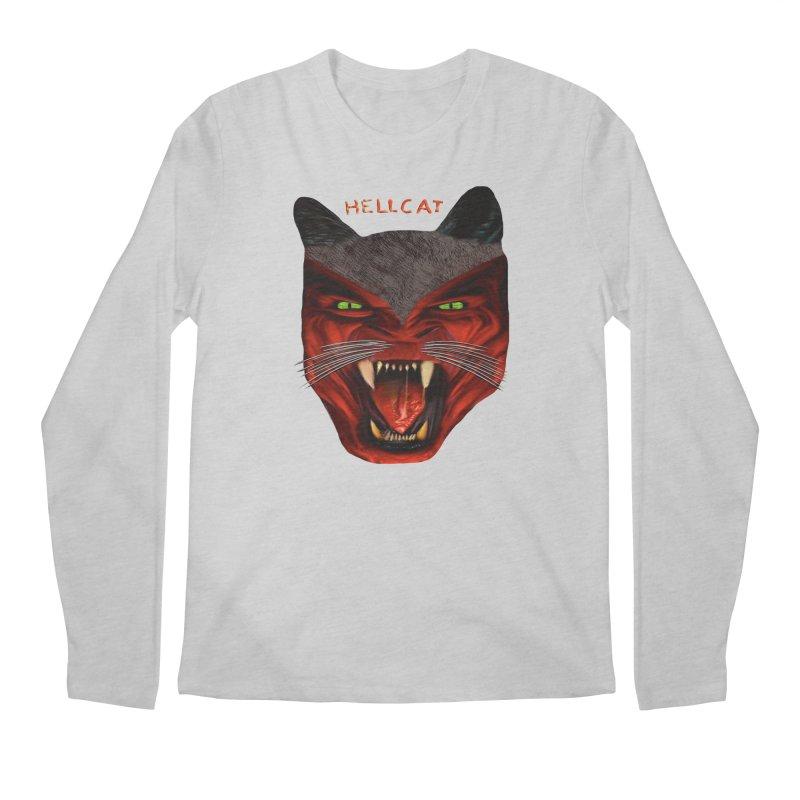 HellCat Shirts n More Men's Regular Longsleeve T-Shirt by Leading Artist Shop