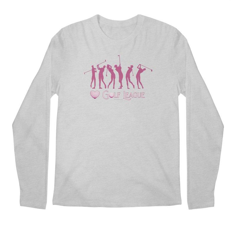 Women's Golf League Shirts n More Men's Regular Longsleeve T-Shirt by Leading Artist Shop