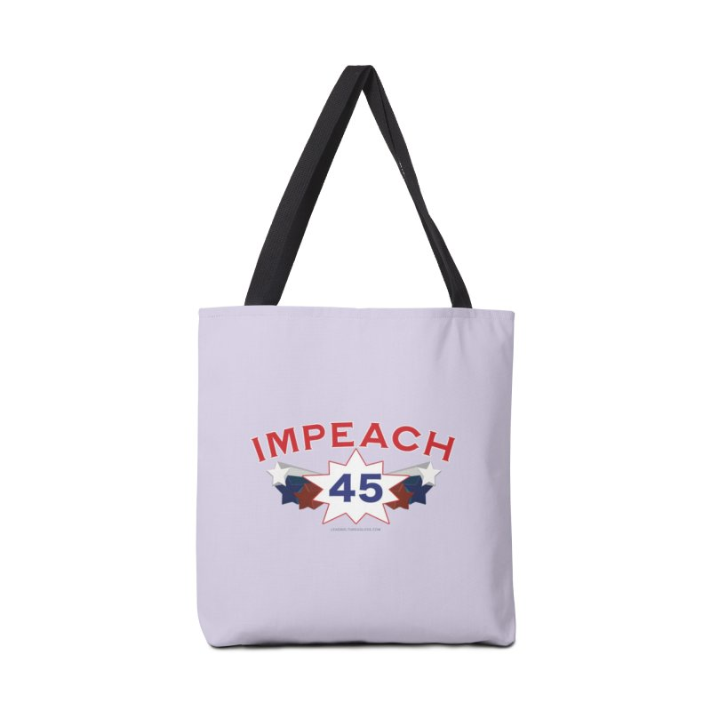 Impeach 45 With Stars Accessories Tote Bag Bag by Leading Artist Shop