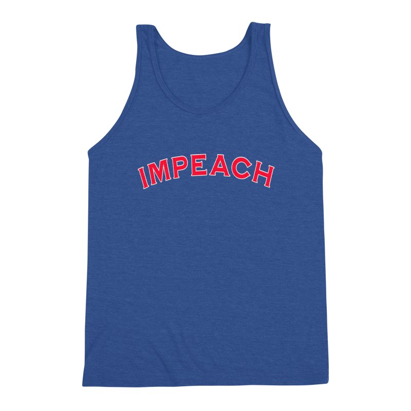 Impeach Shirts Phone Cases n More Men's Tank by Leading Artist Shop