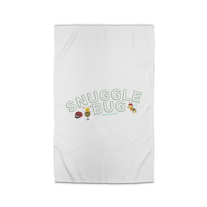 Snuggle Bug Onesie Shirts n More Home Rug by Leading Artist Shop