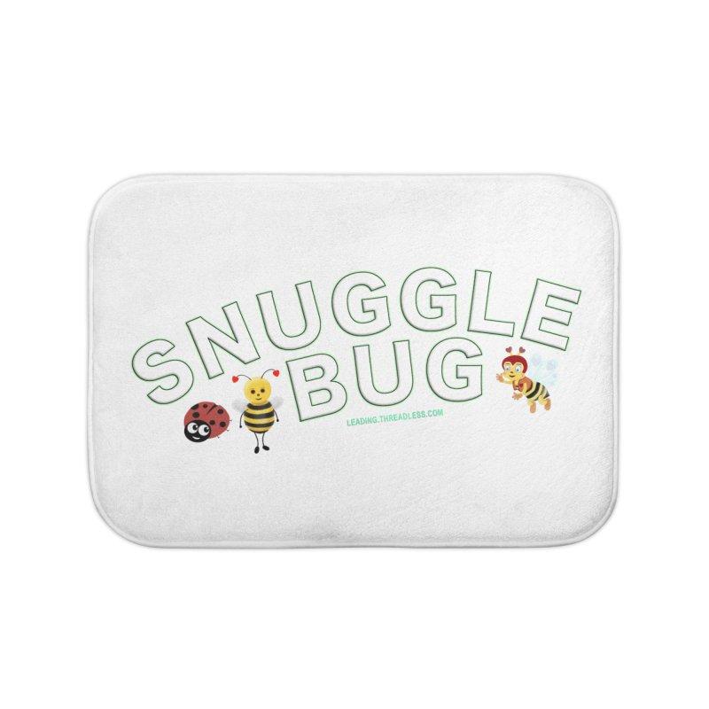 Snuggle Bug Onesie Shirts n More Home Bath Mat by Leading Artist Shop