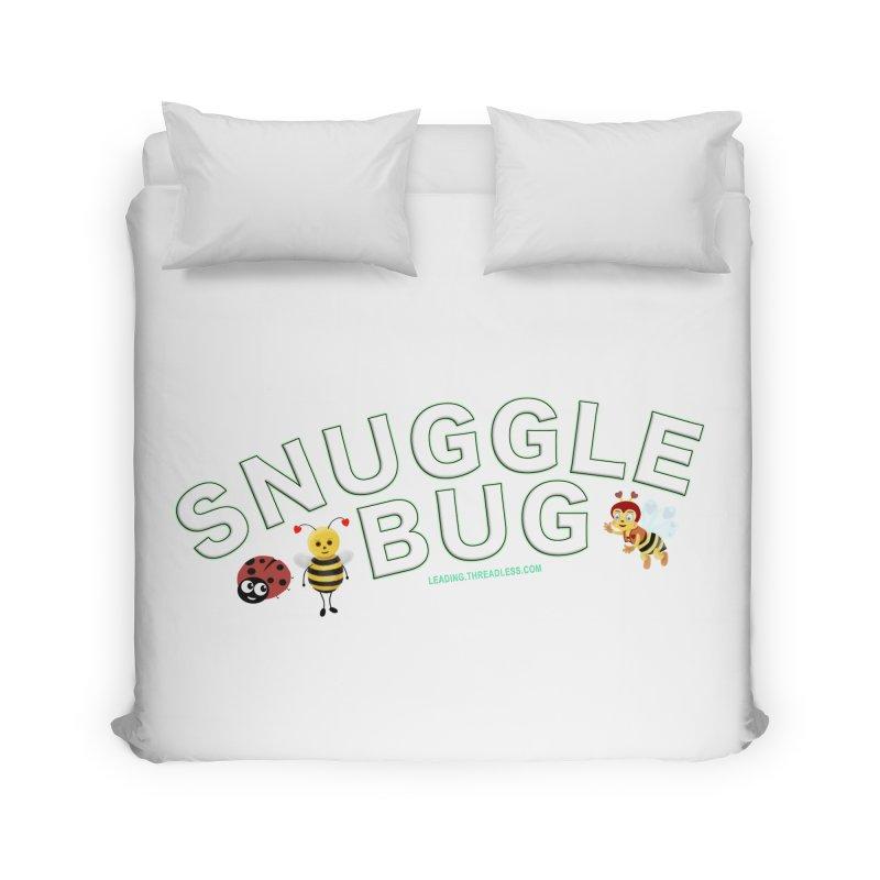 Snuggle Bug Onesie Shirts n More Home Duvet by Leading Artist Shop