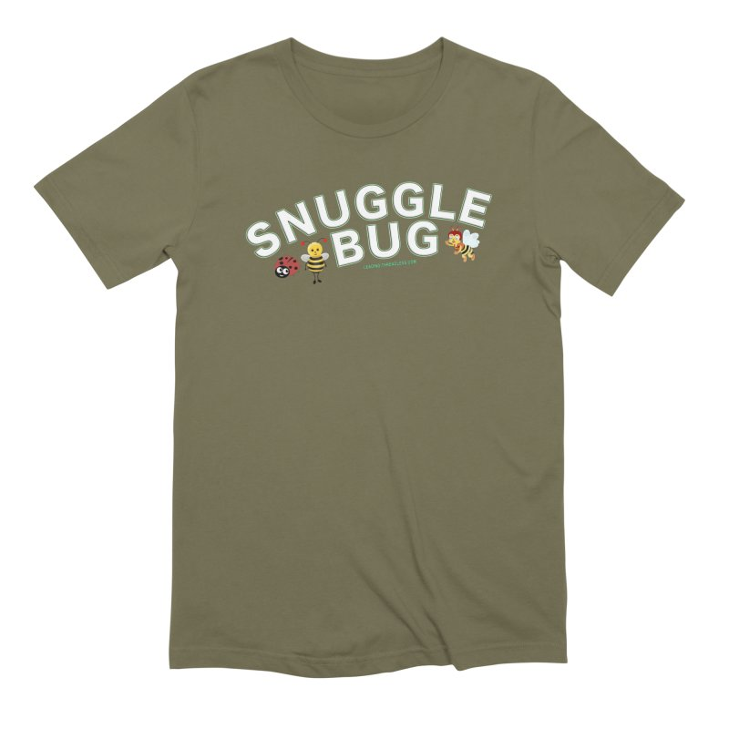Snuggle Bug Onesie Shirts n More Men's Extra Soft T-Shirt by Leading Artist Shop