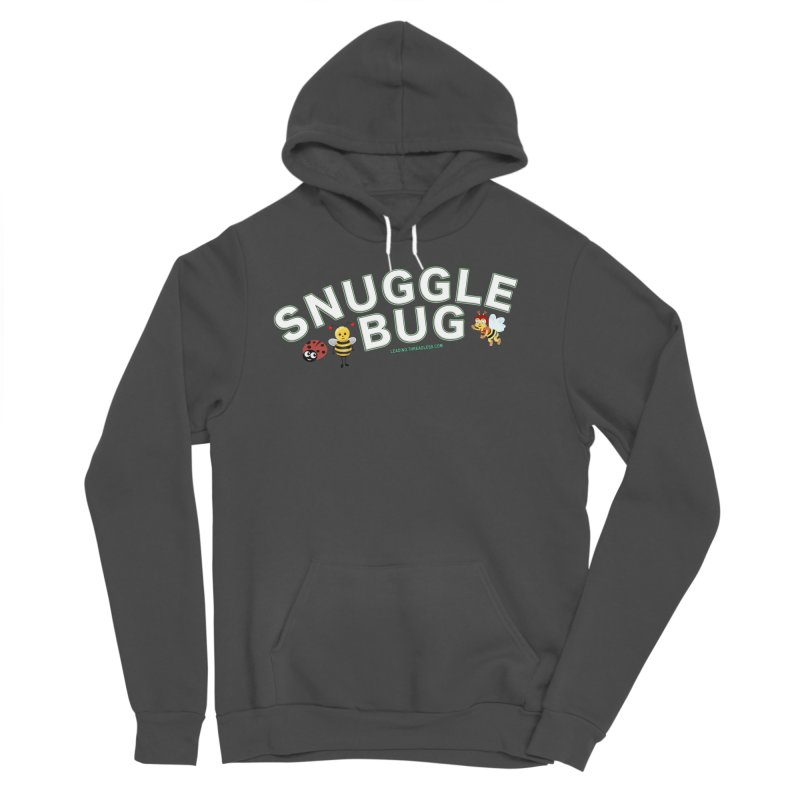Snuggle Bug Onesie Shirts n More Women's Sponge Fleece Pullover Hoody by Leading Artist Shop