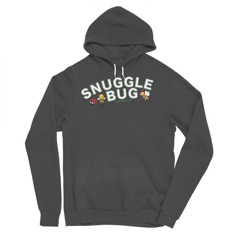 Snuggle Bug Onesie Shirts n More Men's Sponge Fleece Pullover Hoody by Leading Artist Shop