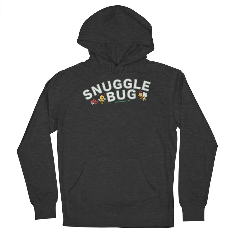 Snuggle Bug Onesie Shirts n More Women's French Terry Pullover Hoody by Leading Artist Shop