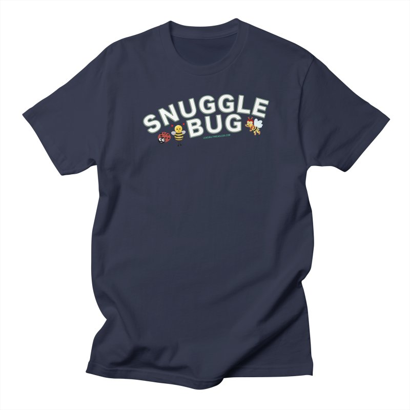 Snuggle Bug Onesie Shirts n More Women's Regular Unisex T-Shirt by Leading Artist Shop