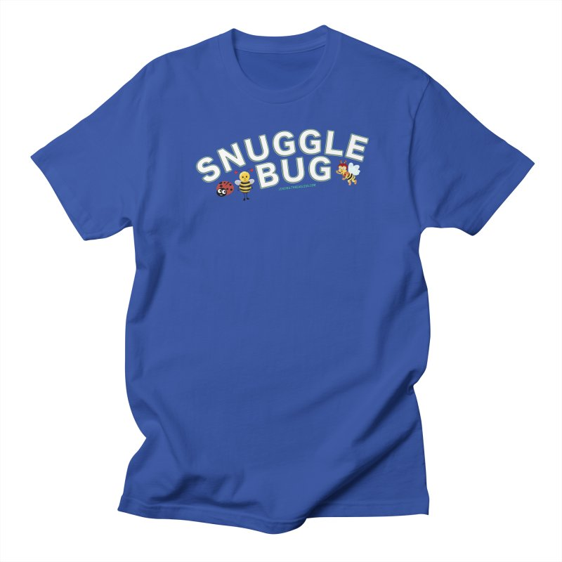 Snuggle Bug Onesie Shirts n More Men's Regular T-Shirt by Leading Artist Shop