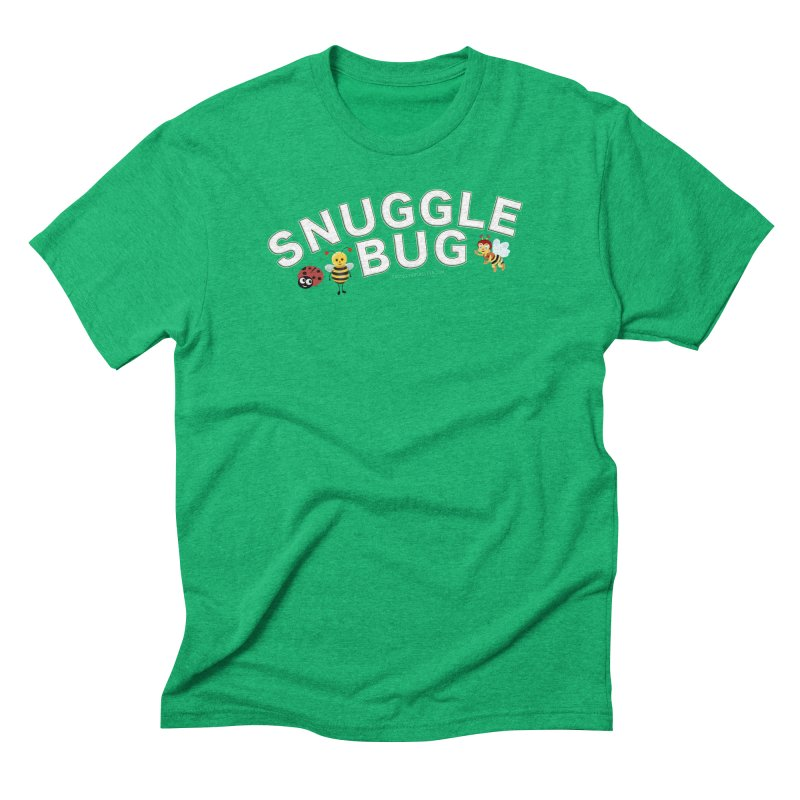Snuggle Bug Onesie Shirts n More Men's Triblend T-Shirt by Leading Artist Shop
