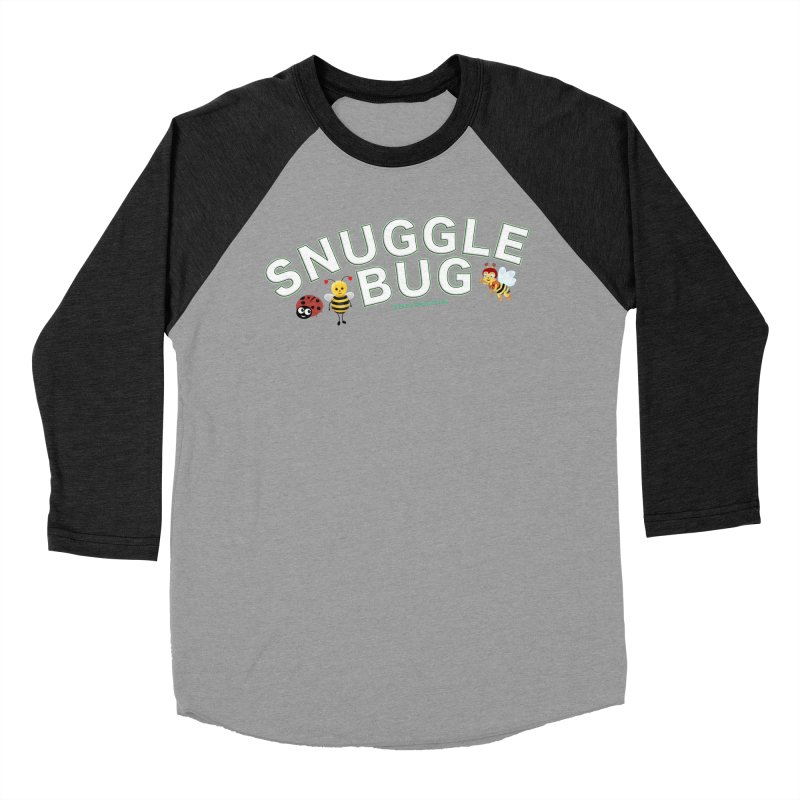 Snuggle Bug Onesie Shirts n More Women's Baseball Triblend Longsleeve T-Shirt by Leading Artist Shop