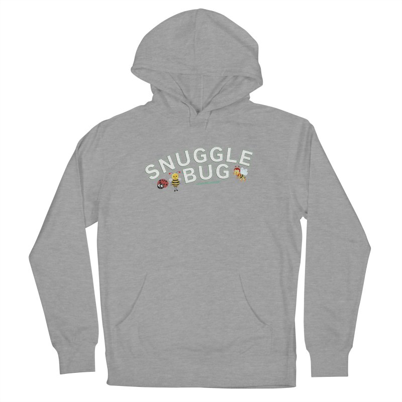 Snuggle Bug Onesie Shirts n More Women's Pullover Hoody by Leading Artist Shop