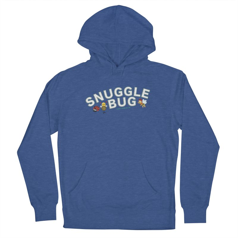Snuggle Bug Onesie Shirts n More Men's French Terry Pullover Hoody by Leading Artist Shop