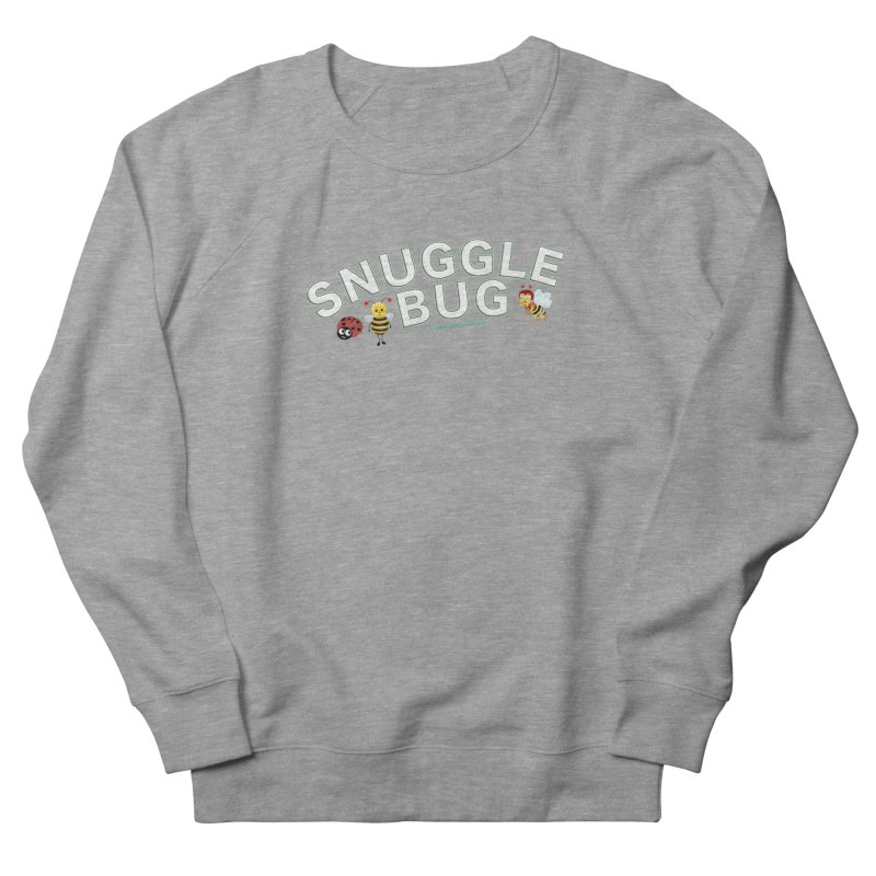 Snuggle Bug Onesie Shirts n More Men's French Terry Sweatshirt by Leading Artist Shop
