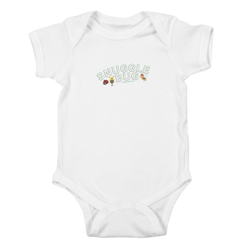 Snuggle Bug Onesie Shirts n More Kids Baby Bodysuit by Leading Artist Shop
