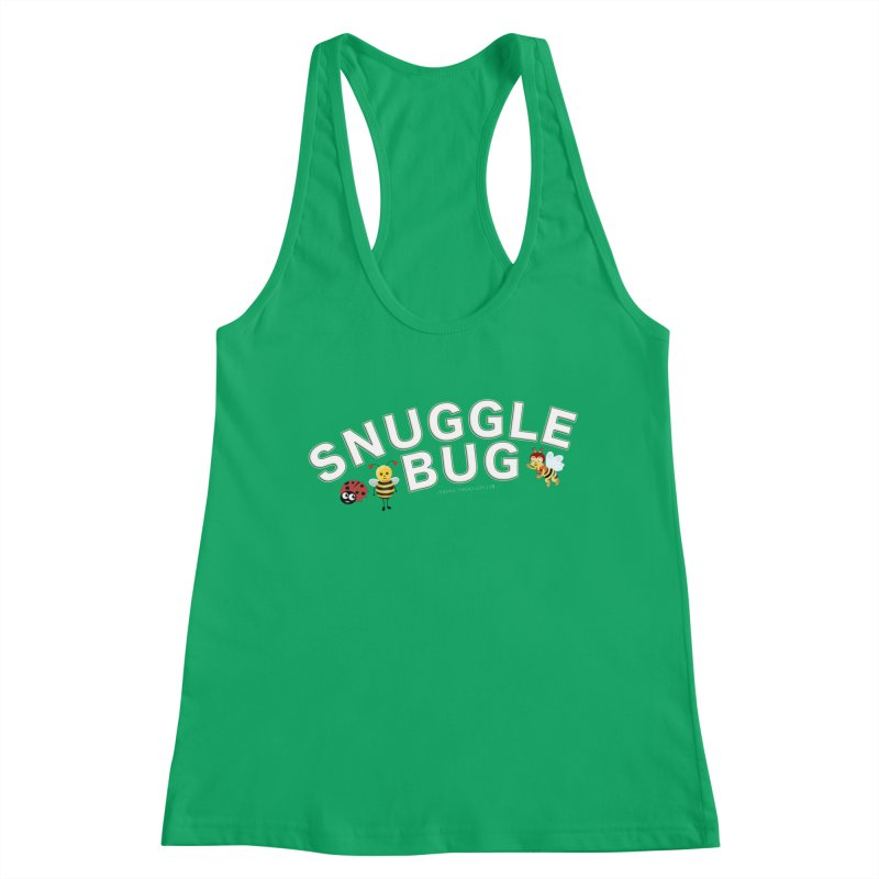 Snuggle Bug Onesie Shirts n More Women's Tank by Leading Artist Shop