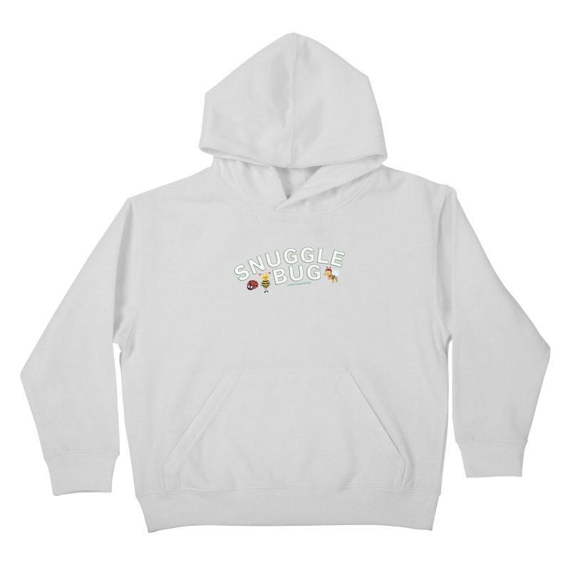 Snuggle Bug Onesie Shirts n More Kids Pullover Hoody by Leading Artist Shop