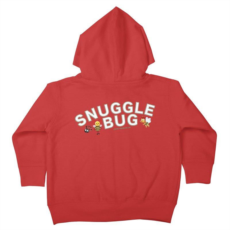 Snuggle Bug Onesie Shirts n More Kids Toddler Zip-Up Hoody by Leading Artist Shop