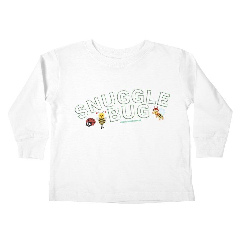 Snuggle Bug Onesie Shirts n More Kids Toddler Longsleeve T-Shirt by Leading Artist Shop