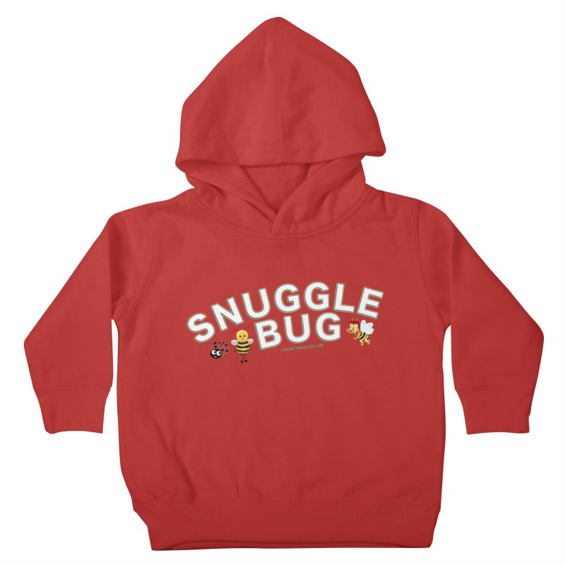 Snuggle Bug Onesie Shirts n More Kids Toddler Pullover Hoody by Leading Artist Shop