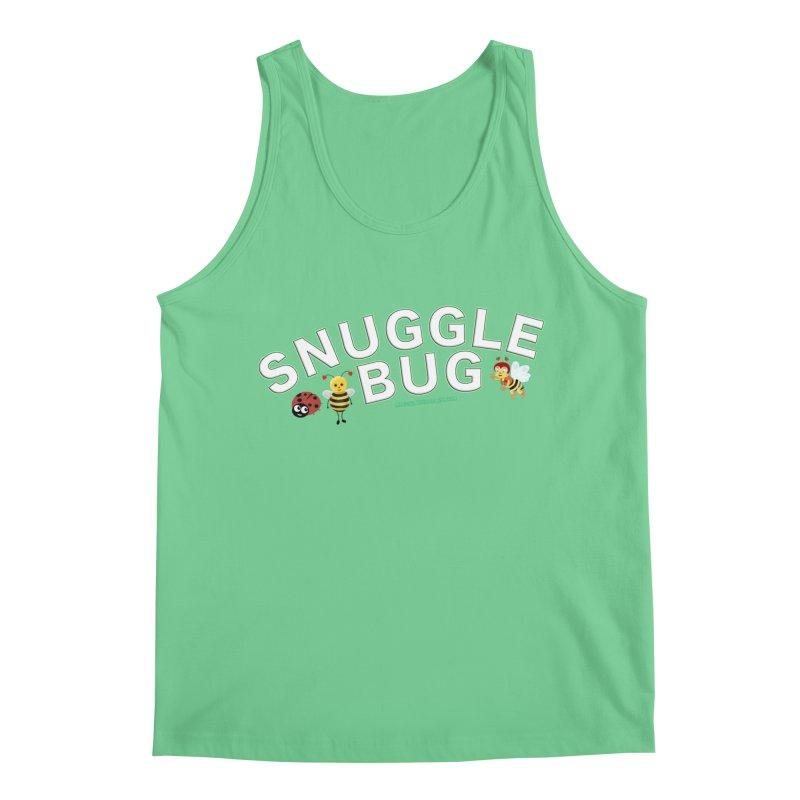 Snuggle Bug Onesie Shirts n More Men's Regular Tank by Leading Artist Shop