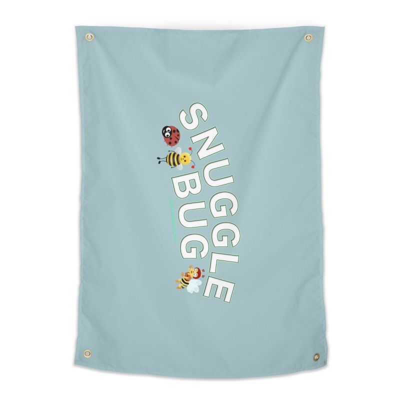 Snuggle Bug Onesie Shirts n More Home Tapestry by Leading Artist Shop