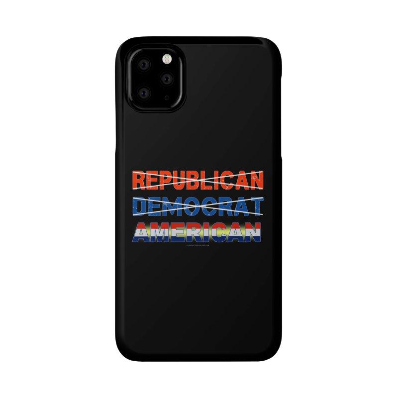 Republican Democrat American Shirts Accessories Phone Case by Leading Artist Shop