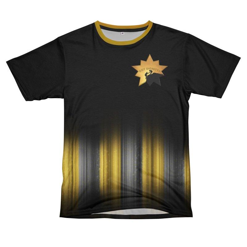 Got Dignity Shirts n More Women's Unisex T-Shirt Cut & Sew by Leading Artist Shop