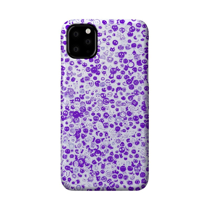Fluffy Accessories Phone Case by Leading Artist Shop