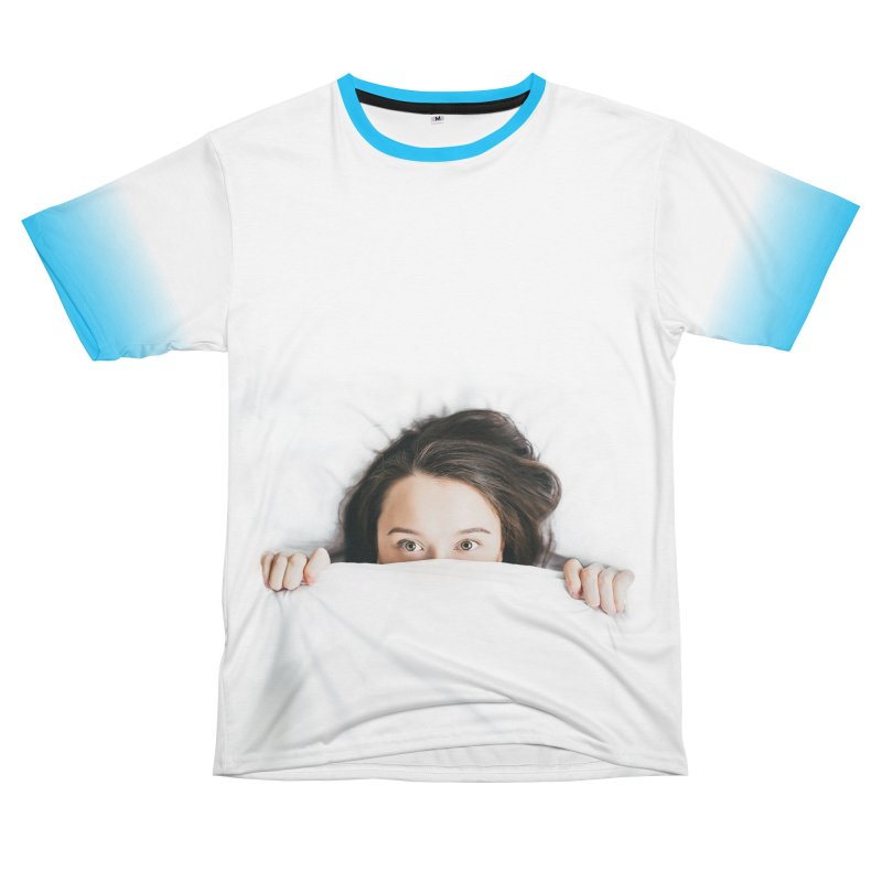 Undercover Shirt Women's Unisex T-Shirt Cut & Sew by Leading Artist Shop