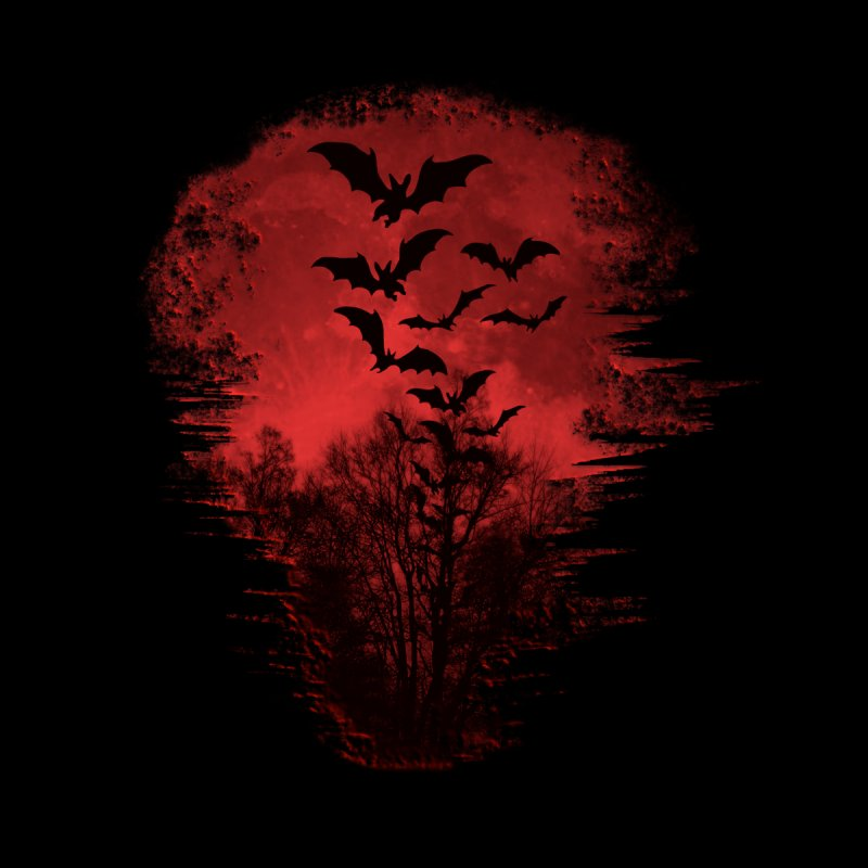 Halloween Bats by Leading Artist Shop